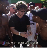 JuliusDein had dude in shock after this card trick! 👀😳😂 @JuliusDein WSHH: VE  How the f*ck did you think of JuliusDein had dude in shock after this card trick! 👀😳😂 @JuliusDein WSHH