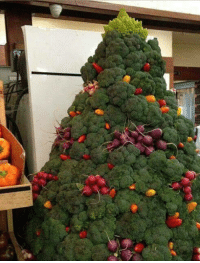 Vegan Christmas Tree: Vegan Christmas Tree