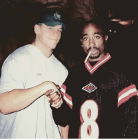 A young John Cena and Tupac: VEM A young John Cena and Tupac