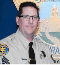 Sgt. Ron Helus was fatally shot when he responded to the mass shooting on Nov. 7 at a bar in Thousand Oaks, California. He was among 12 killed at the Borderline Bar & Grill.: Ventura County Sheriff's Department  YRA Sgt. Ron Helus was fatally shot when he responded to the mass shooting on Nov. 7 at a bar in Thousand Oaks, California. He was among 12 killed at the Borderline Bar & Grill.
