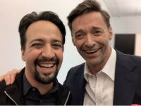 Memes, 🤖, and Show: Verily, this is the greatest show. @RealHughJackman https://t.co/9mQ9I7c7RJ