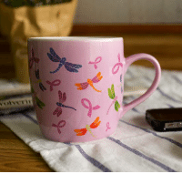 Pink Ribbon Dragonfly Grande Mug on sale today at The Breast Cancer Site! Purchases fund research & care for women in need!  ★ORDER NOW★ http://po.st/Fvvjxp: vern  eesso  の  /a Pink Ribbon Dragonfly Grande Mug on sale today at The Breast Cancer Site! Purchases fund research & care for women in need!  ★ORDER NOW★ http://po.st/Fvvjxp