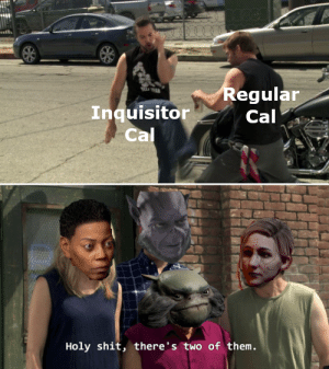 veron-argentum:  When you can fight Inquisitor Cal in the meditation battlesOC Meme for y'all: veron-argentum:  When you can fight Inquisitor Cal in the meditation battlesOC Meme for y'all