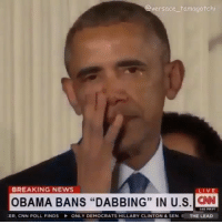 "Who made this 😂😂😂😂 Tag a friend 👇🏻👇🏻👇🏻 hoodratchetness: versace tamagotchi  BREAKING NEWS  LIVE  OBAMA BANS ""DABBING"" IN U.S  CNN  ER, CNN POLL FINDS ONLY DEMOCRATS HILLARY CLINTON & SEN  E THE LEAD Who made this 😂😂😂😂 Tag a friend 👇🏻👇🏻👇🏻 hoodratchetness"