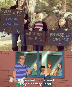 Very adopted indeed: Very adopted indeed
