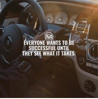 Success requires a lot of sacrifice and b*lls! Do you have what it takes? 🔥 - balls success millionairementor: VERYONE WANTS TO BE  SUCCESSFUL UNTIL  THEY SEE WHAT IT TAKES. Success requires a lot of sacrifice and b*lls! Do you have what it takes? 🔥 - balls success millionairementor