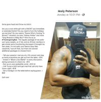 """Ass, Bitch, and Black Lives Matter: Vesly Peterson  Monday at 10:01 PM S  Imma gone head and throw my bid in:  SAW  Are you a cool white girl with a RACIST ass immediate  or extended family? Do you need to fuck the holidays  up one time? Do you need a """"Guess Who's Coming To  Dinner?"""" situation, but less """"Sidney Poitier"""" and more  """"Ving Rhames in Baby Boy""""? Hire me as yo  #ThanksgivingBae. The regular package of me pullin  up in grey sweats, an X hat, and an African necklace is  gas money and a functioning microwave (I brought my  own plate, I'm not eatin your Nana's Easy Mac  casserole, fuck all that), but there are several  additional packages to choose from!  - Tell your parents I met you at a YG concert and slap  yo booty everytime you get up from the table: +$10  - Sneak in """"Black Lives Matter"""" in every discussion,  daring someone to check me: +$12  - Run up on your pedophile uncle: +$13.14  Call Trump a bitch and get mad that yall only have  Coors Light: +$16  - Set a handgun on the table before saying grace: +  $50  Call now!  PhotoGri <p>How to hustle on the holidays (via /r/BlackPeopleTwitter)</p>"""