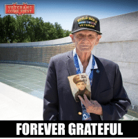 Memes, World War II, and 🤖: VETERANS  COME FIRST  ORLD WAR  VETERAN  FOREVERGRATEFUL Honor all the men and women who have worn the uniform and fought for our freedom. To all who answered their country's call, we appreciate your sacrifice and thank you for your service. Photo at the World War II Memorial on the National Mall & Memorial Parks in Washington, D.C. by National Park Service. veteranscomefirst veterans_us Veterans Usveterans veteransUSA SupportVeterans Politics USA America Patriots Gratitude HonorVets thankvets supportourtroops semperfi USMC USCG USAF Navy Army military godblessourmilitary soldier holdthegovernmentaccountable RememberEveryoneDeployed Usflag StarsandStripes