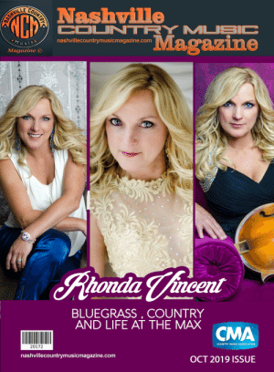 awesomage:Check out the Nashville Country Music Magazine!: VI  LL  Nashville  COUNTRY MUSIC  ASH  MUSic  nashvillecountrymusicmagazine.com  Magazine  Magazine  tondia Vincent  BLUEGRASS, COUNTRY  AND LIFE AT THE MAX CMA  20172  nashvillecountrymusicmagazine.com  COUNTRY MUSIC ASSOCIATION  OCT 2019 ISSUE  FOUNTRY awesomage:Check out the Nashville Country Music Magazine!