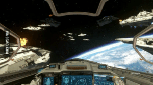 9gag, Star Wars, and Call of Duty: VIA 9GAG.CO The space battles in the new Call of Duty look an awful lot like Star Wars