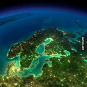 9gag, Tumblr, and Blog: VIA 9GAG.COM rofl-pictures:  So Norway, Sweden and Finland form a two headed dick