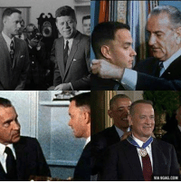 So Tom Hanks just met his fourth President Follow @9gag @9gagmobile 9gag Tomhanks: VIA 9GAG.COM So Tom Hanks just met his fourth President Follow @9gag @9gagmobile 9gag Tomhanks
