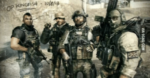 9gag, Good, and Cod: . VIA 9GAG.COM Who remembers when COD was good with a good story and very good characters?