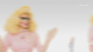 Gif, Tumblr, and Blog: VICELAND thequiet-youth: gagalaska: The Trixie and Katya Show !  This is it. This killed me. Send me to my grave.