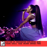 """Two victims of Monday night's deadly attack at an Ariana Grande concert in Manchester have been identified out of a total of 22 deaths. _ Georgina Callander, 18, died in the hospital with her mother at her side after an explosion went off in the entrance hall of Manchester Arena toward the end of Grande's set. Callander was a huge fan of the singer, and had met Ariana two years ago. _ Friends remembered Callander as a kind and loving person. """"She was always very open, would talk to everyone,"""" Shelby Wharton, a friend of Callander's, told the Evening Standard. """"She was so nice. It does not feel real. I just pray for her family."""" _ Another close friend of Callander, Sophie Marsh, posted tributes to her on social media. """"You were the type of friend I wanted to grow old knowing,"""" Marsh wrote. """"I promise you everything that I do for today onwards I do to make you proud."""" _ The second victim to be identified was 8-year-old Saffie Rose Roussos, who attended the concert with her mother and sister. Chris Upton, a teacher at the primary school Roussos attended, remembered her as """"simply a beautiful little girl in every aspect of the word. She was loved by everyone and her warmth and kindness will be remembered fondly."""" _ This is a developing story. _ by Sasha Geffen: VICTIMS OF MANCHESTER EXPLOSION WERE  YOUNG GIRLS, HUGE ARIANA GRANDE FANS  NEWS Two victims of Monday night's deadly attack at an Ariana Grande concert in Manchester have been identified out of a total of 22 deaths. _ Georgina Callander, 18, died in the hospital with her mother at her side after an explosion went off in the entrance hall of Manchester Arena toward the end of Grande's set. Callander was a huge fan of the singer, and had met Ariana two years ago. _ Friends remembered Callander as a kind and loving person. """"She was always very open, would talk to everyone,"""" Shelby Wharton, a friend of Callander's, told the Evening Standard. """"She was so nice. It does not feel real. I just pray for her family."""" _ Ano"""