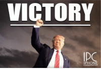 Thank you America.: VICTORY  DC  IPHONE  CONSERVATIVE Thank you America.