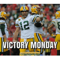 VictoryMonday gopackgo packers: VICTORY MONDAY  @PACKERS MEMES VictoryMonday gopackgo packers
