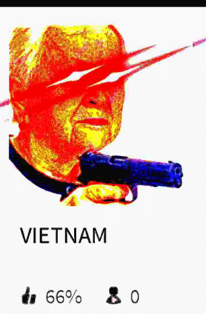 Vietnam, This, and Right: VIETNAM  66% 0 This is nuked right?