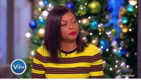 """""""I remember being upset,"""" Taraji P. Henson says of her reaction to starring as a female mathematician in Hidden Figures. """"That's a dream I didn't know belonged to me."""": ViEw  abc  #THE VIEW """"I remember being upset,"""" Taraji P. Henson says of her reaction to starring as a female mathematician in Hidden Figures. """"That's a dream I didn't know belonged to me."""""""