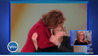 """Meredith Vieira looks back at her time as a co-host of The View, joking: """"It was like I was a caged animal—suddenly free!"""" http://abc.tv/2dGRlRM: VIEw  bc  HTHEVIEW Meredith Vieira looks back at her time as a co-host of The View, joking: """"It was like I was a caged animal—suddenly free!"""" http://abc.tv/2dGRlRM"""