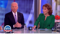"""Vice President Biden weighs in on President-elect Donald J. Trump: """"I'm hoping that a lot of what Mr. Trump has said has been rhetorical so far...that he begins to understand the gravity and consequences of words."""": VIEW  EXCLUSIVE  HEVIE Vice President Biden weighs in on President-elect Donald J. Trump: """"I'm hoping that a lot of what Mr. Trump has said has been rhetorical so far...that he begins to understand the gravity and consequences of words."""""""