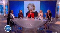 """VIEW  Sending the best birthday wishes to the woman who started this show 20 years go: Happy Birthday, Barbara! Joy Behar jokes: """"She literally built this table!"""""""