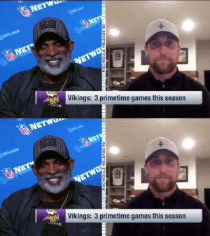 .@vikings get a showdown with the Packers in Week 1.  @athielen19's looking forward to it.  📺: 2020 NFL Schedule Release live now on @NFLNetwork 📱:https://t.co/TT8nFRV69n https://t.co/58yFORz4Ko: .@vikings get a showdown with the Packers in Week 1.  @athielen19's looking forward to it.  📺: 2020 NFL Schedule Release live now on @NFLNetwork 📱:https://t.co/TT8nFRV69n https://t.co/58yFORz4Ko