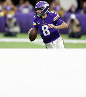 .@KirkCousins8 got it done yesterday: ✅ Completed 80% of passes ✅ 9th game with passer rating over 100 (111.1) ✅ Threw 24th TD pass this season  @Vikings | #SKOL https://t.co/Uh2wFzRPfS: VIKINGS  NFL .@KirkCousins8 got it done yesterday: ✅ Completed 80% of passes ✅ 9th game with passer rating over 100 (111.1) ✅ Threw 24th TD pass this season  @Vikings | #SKOL https://t.co/Uh2wFzRPfS