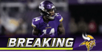 Memes, Vikings, and 🤖: Vikungs  BREAKING .@Vikings, @stefondiggs agree to terms on contract extension: https://t.co/5Z3YLWSYvq (via @TomPelissero + @MikeGarafolo) https://t.co/KwmL1KsQf2