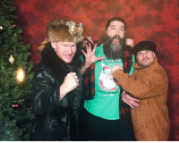 Bad, Christmas, and Memes: VILLAGE FOLEY...and FARKUS..and DILL...OH MY! Merry Christmas from me and these two bad dudes from #ChristmasStory What is your favorite holiday classic?