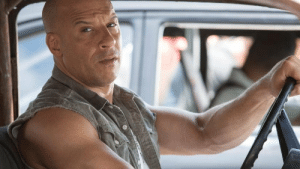 """Vin Diesel makes movies about cars going fast because his last name is """"diesel"""" a type of fuel for vehicles.: Vin Diesel makes movies about cars going fast because his last name is """"diesel"""" a type of fuel for vehicles."""
