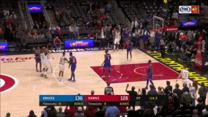 Vince Carter checks in and hits a 3 in the final seconds of what might be his last NBA game!   https://t.co/TeBRvzYJ4R: Vince Carter checks in and hits a 3 in the final seconds of what might be his last NBA game!   https://t.co/TeBRvzYJ4R