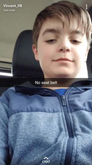 This is my mega gangster madlad friends: Vincent_08  Just now  No seat belt  CHAT This is my mega gangster madlad friends