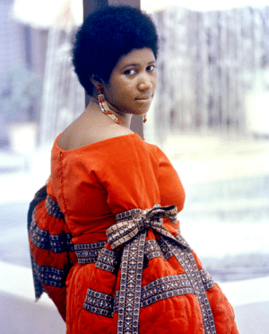 Tumblr, Blog, and Http: vintagewoc:  Aretha Franklin by Michael Ochs (1968)
