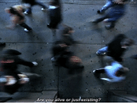 Are You Alive: virgin-on-acrd  Are you alive or justlexisting?