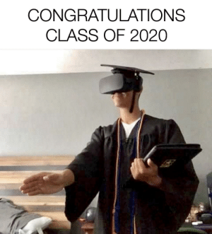 Virtually Graduated: Virtually Graduated