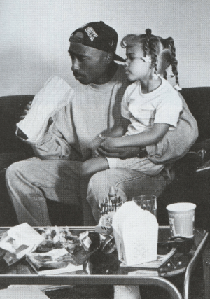 Tumblr, Blog, and Http: vivalatupac:  April 1992 on the set of Poetic Justice