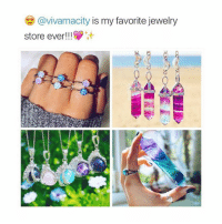 Best, Jewelry, and Memorial Day: @vivamacity is my favorite jewelry  store ever!!! guys!! @vivamacity has the best boho jewelry & crystals, go follow them if you want for the best memorial day discounts & coolest giveaways👼🔮✨ @vivamacity @vivamacity