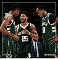 Could Milwaukee Bucks be an option for DerrickRose? VNdesign: VN DESIG  25 Could Milwaukee Bucks be an option for DerrickRose? VNdesign