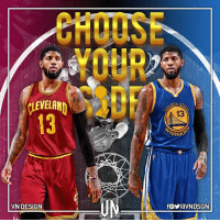 """LeBron James, Memes, and The Game: VN DESIGN  ING.  13  ARRIO  OYraVNDSGN """"Say what you want. I want to compete for something,"""" Paul George told ESPN's Marc Stein. """"It's frustrating just playing the game for stats or for numbers or to showcase yourself. Man, I want a chance to play for a chance to win a championship.  Maybe #PG13 will do the same thing LeBron James did.  #VNdesign"""
