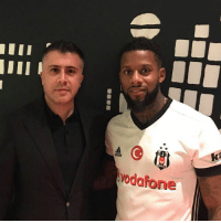 Memes, 🤖, and Move: vodaione Sunderland's Jeremain Lens has completed his move to Besiktas. - transferrumour transfernews transfertalk transfers transfer