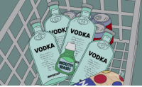 Vodka and Imported: VODKA  IMPORTED