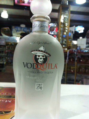 Dont just erase bad memories. Wipe your entire hard drive.: VODTUILA  TM  VODKA AND TEQUILA Dont just erase bad memories. Wipe your entire hard drive.