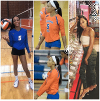Volleyball Beauty @ty.c5_ #beautifulballer #beautifulballers #volleyball #ballher: Volleyball Beauty @ty.c5_ #beautifulballer #beautifulballers #volleyball #ballher
