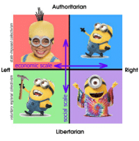 haha ironic minion meme lol: voluntary regional colledivism  social scale  state-imposed collectivism haha ironic minion meme lol