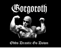 Wrestling Images & Quotes turned into Black Metal album covers, Pt. 3 - Scott Steiner & Gorgoroth: Vorgoroth Wrestling Images & Quotes turned into Black Metal album covers, Pt. 3 - Scott Steiner & Gorgoroth