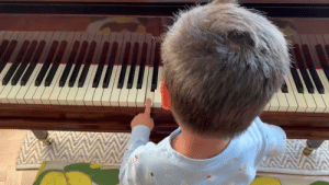 Memes, Piano, and 🤖: VOS EXCLUSIVE! Piano recital rehearsal footage @VAMNit https://t.co/z3EMLuU1ib