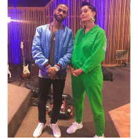 Memes, Bigsean, and 🤖: vox- TraceeEllisRoss and BigSean are doing CarpoolKaraoke! Who's excited?