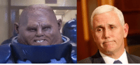 VP pick Mike Pence looks like a Sontaran from Doctor Who: VP pick Mike Pence looks like a Sontaran from Doctor Who