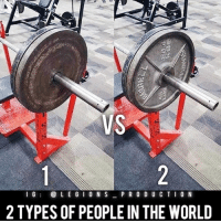 🔥😂WHICH ONE ARE YOU? Founder 👉: @king_khieu. 1 or 2? Why-why not? Vote 👇 below! Thoughts? 🤔What do you guys think? COMMENT BELOW! Gym: Unknown. Please tag below if known. TAG SOMEONE who needs to lift! _________________ Looking for unique gym clothes? Use our 10% discount code: LEGIONS10🔑 on Ape Athletics 🦍 fitness apparel! The link is in our 👆 bio! _________________ Principal 🔥 account: @fitness_legions. Facebook ✅ page: Legions Production. @legions_production🏆🏆🏆: VS  LE GION S  P R O D U C T I O N  2 TYPES OF PEOPLE IN THE WORLD 🔥😂WHICH ONE ARE YOU? Founder 👉: @king_khieu. 1 or 2? Why-why not? Vote 👇 below! Thoughts? 🤔What do you guys think? COMMENT BELOW! Gym: Unknown. Please tag below if known. TAG SOMEONE who needs to lift! _________________ Looking for unique gym clothes? Use our 10% discount code: LEGIONS10🔑 on Ape Athletics 🦍 fitness apparel! The link is in our 👆 bio! _________________ Principal 🔥 account: @fitness_legions. Facebook ✅ page: Legions Production. @legions_production🏆🏆🏆